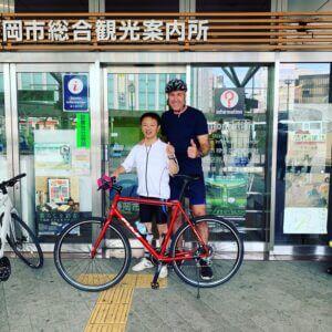 静岡クロスバイクレンタル