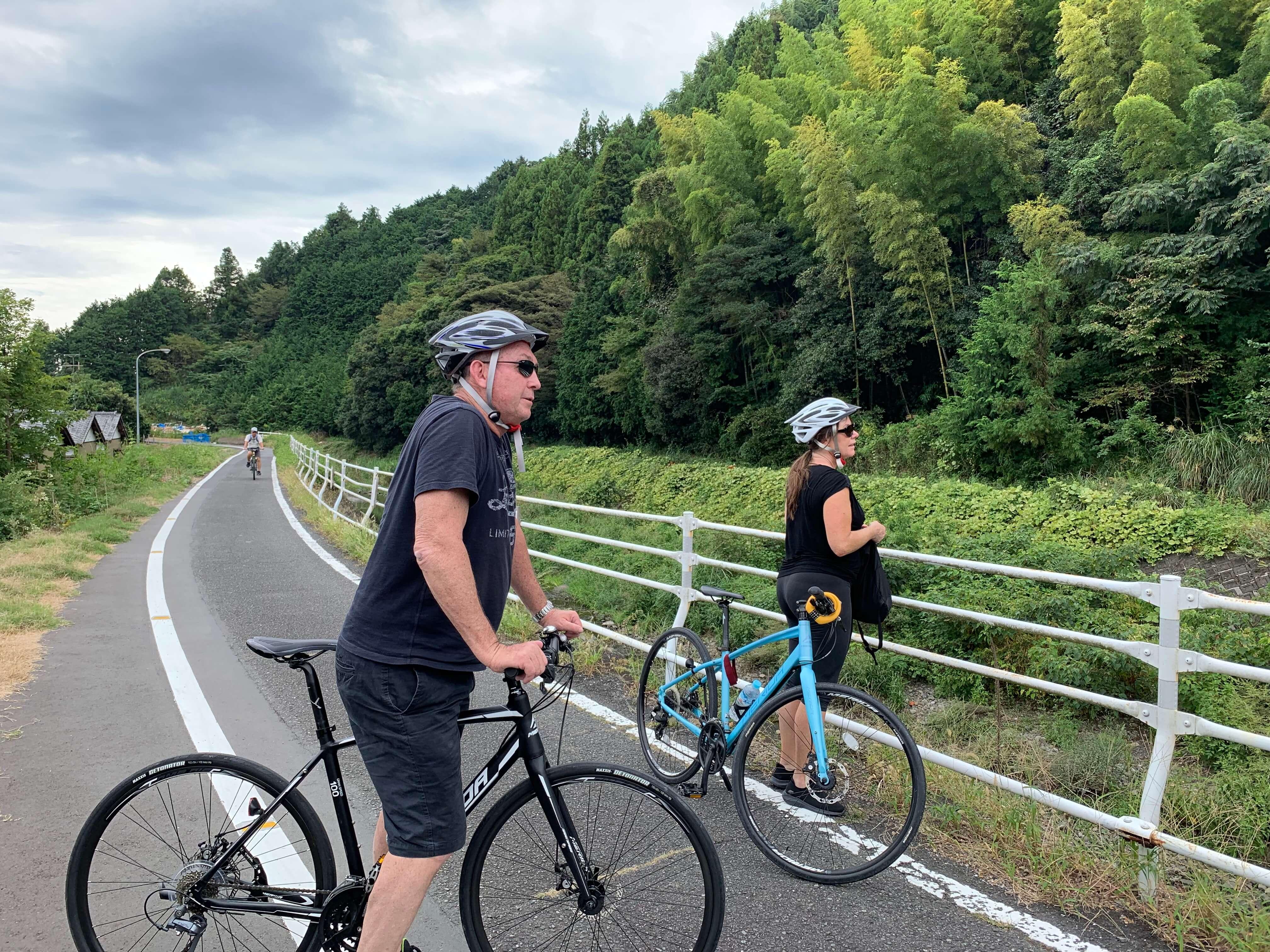静岡レンタサイクル